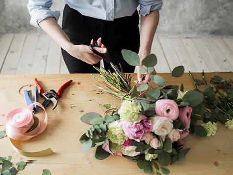 La Roseraie Flowers